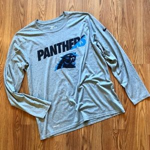 Nike Dri-Fit NFL Carolina Panthers Shirt